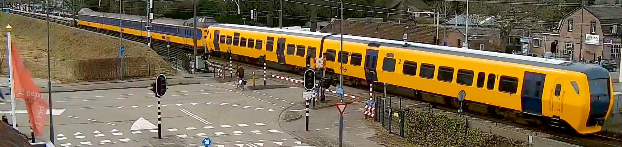 RailCam Netherlands